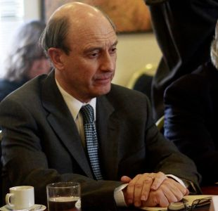 """Juan Emilio Cheyre niega acusaciones de tortura: """"A mí no me van a destruir"""""""