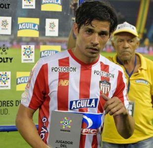 """""""Juntos estamos para grandes cosas"""": El mensaje del Junior de Barranquilla a Matías Fernandez"""