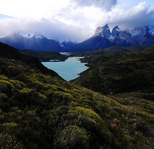 Se declara alerta roja en comuna Torres del Paine por amenaza de desborde de ríos