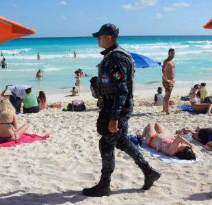 Cancún: la guerra del narco que se libra en el paraíso del Caribe mexicano