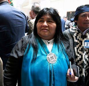 """Nuyado y dichos de Ubilla por incendios: """"Una vez más se estigmatiza al pueblo mapuche"""""""