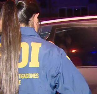 [VIDEO] Un año después: detienen a sujeto acusado de secuestrar a familiar en Recoleta