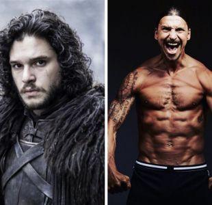 Zlatan Ibrahimovic reveló spoiler del final de Game of Thrones