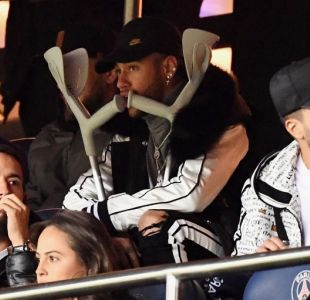 """Neymar lloró """"durante dos días"""" después de su última lesión"""