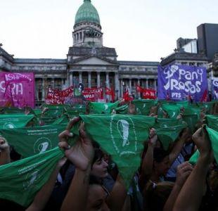 Nuevas manifestaciones en Argentina a favor del aborto