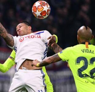 [VIDEO] El recado de Gerard Piqué a Arturo Vidal frente a su suplencia en FC Barcelona