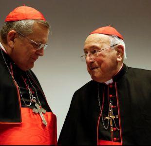 """Dos cardenales denuncian """"la plaga de la agenda homosexual"""""""
