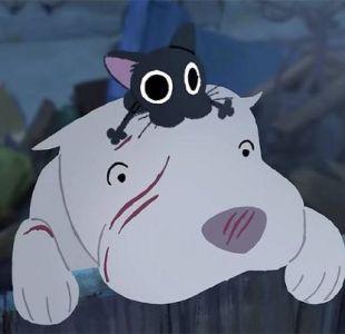 """[VIDEO] """"Kitbull"""": El nuevo corto de Pixar sobre abandono animal que te hará llorar"""