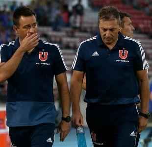 Cuánto dinero le costaría a Universidad de Chile despedir a Frank Kudelka