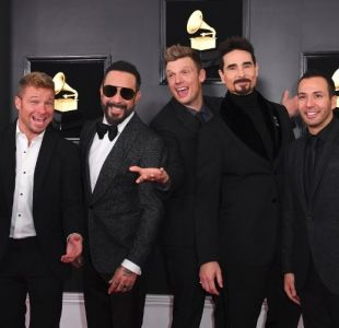 """Backstreet Boys tendrán """"Meet&Greet"""" con sus fans en su paso por el Festival de Viña 2019"""