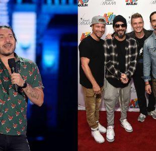 [VIDEO] Felipe Avello saca carcajadas en Instagram con su divertida imitación a Backstreet Boys