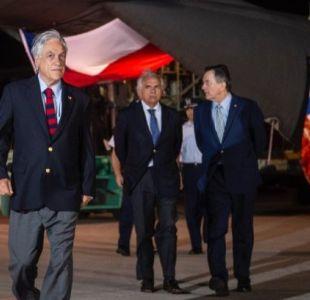 Sebastián Piñera viaja a Colombia para entregar ayuda a Venezuela