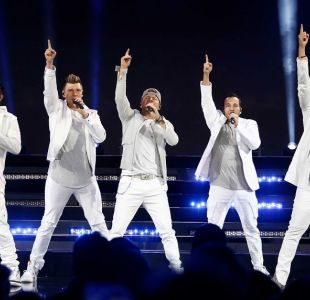 Backstreet Boys en Viña 2019