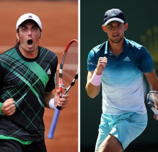 Con Nicolás Massú: Dominic Thiem se quedó con Indian Wells