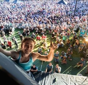 "Chile y Estados Unidos brillan en festival ""The North Face Master de Boulder"""