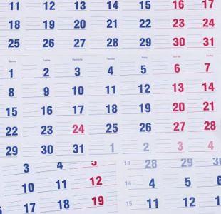 Calendario Chile 2019 Con Feriados.Todo Sobre Feriados 2019 Tele 13