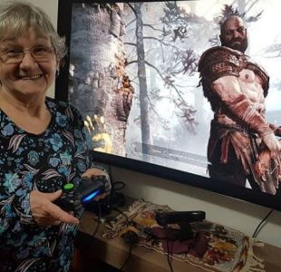 Isabel Martinotti, la abuela gamer