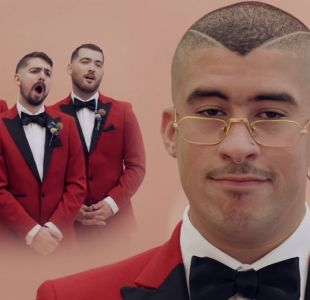 Bad Bunny es tendencia en YouTube con inusual nuevo single