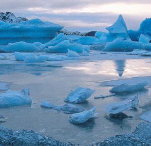 Nivel de dióxido de carbono en la Antártica llega a su nivel más alto en la historia humana
