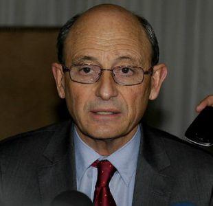Servel: Gobierno acepta renuncia de Juan Emilio Cheyre y propone a nueva consejera