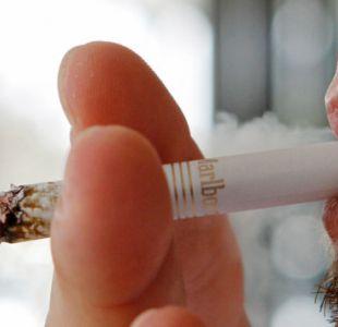 El impactante video viral que compara un pulmón sano con el de un fumador