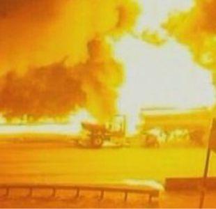 La explosión de un camión cisterna en Pakistán deja más de 100 muertos