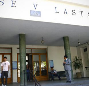 Liceo Lastarria pasará a ser mixto después de 104 años