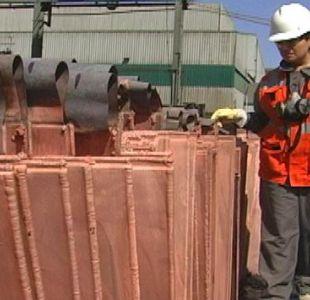 Tras marginal retroceso, cobre se mantiene estable cotizándose en US$2,72 la libra
