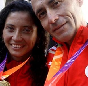 #ChileCompite: El duro entrenamiento de Paola Muñoz para llegar a Tokio 2020