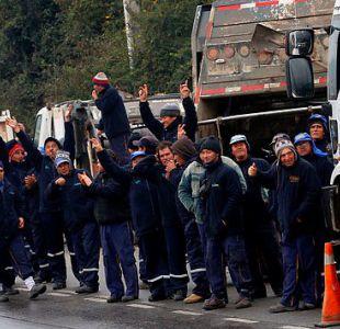 Recolectores de basura anuncian radicalización del paro