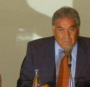 Reinaldo Sánchez asegura estar dispuesto a competir por la presidencia de la ANFP