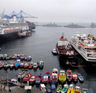 Fuga de cruceros: barcos modifican ruta y cambian Valparaíso por San Antonio
