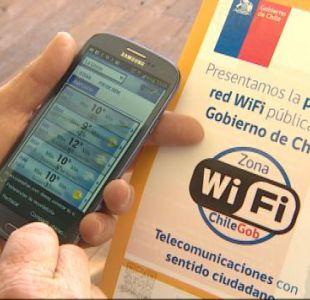 [MAPA] Los puntos que tendrán Wifi gratis en la región Metropolitana