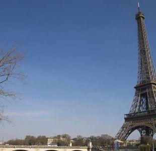 Más de 100 detenidos en París por incidentes en manifestación del 1 de mayo