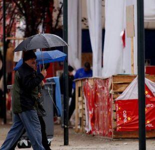 [VIDEO] ¿Llueve o no llueve para Fiestas Patrias?: Posibilidades se concentran en martes 18