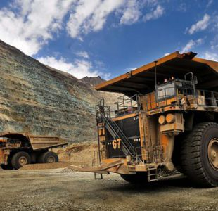 Índice de Producción Minera cae 16% en doce meses por huelga en Minera Escondida
