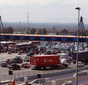 Operación retorno: Carabineros estima que 175 mil vehículos regresaron a la capital