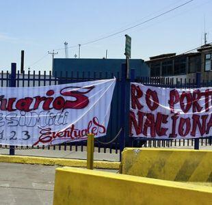 Trabajadores portuarios acusan inconvenientes en pago de bonos