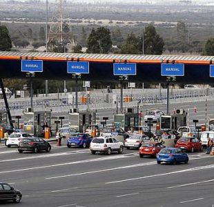 Concesionarias tienen 30 días para presentar propuesta de telepeaje en acceso a Santiago