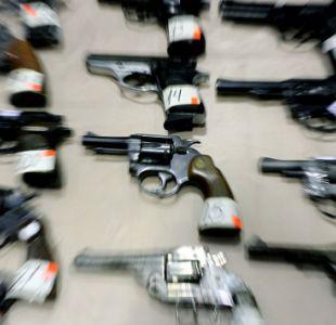 Gobierno transparenta cifras: Hay 234 mil armas con paradero desconocido