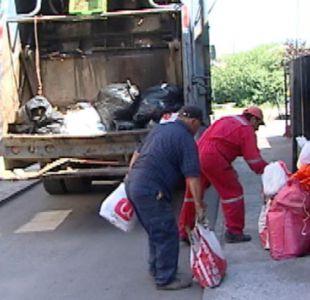 Presentan denuncia en Maipú por negligencia en la recolección de basura