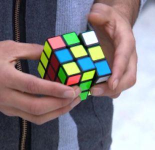 Campeón mundial de cubo de Rubik gana en 5,695 segundos