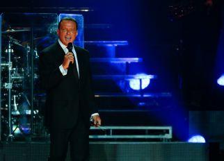 Un Luis Miguel desatado ahuyentó las dudas sobre su estado de salud en enérgico concierto en Chile
