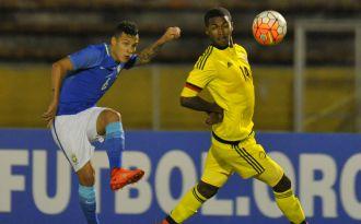 [VIDEO] Brasil empata con Colombia y se queda sin pasajes para el Mundial Sub 20