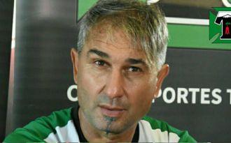 """Giovagnoli es oficialmente el nuevo técnico de Temuco: """"Tenemos mucha fe que se puede revertir esto"""""""