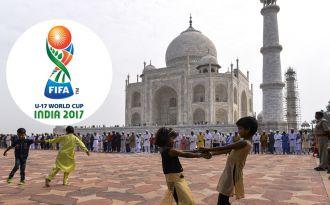 Así será el Mundial de India 2017 donde participará la selección chilena Sub 17