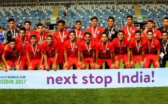 [VIDEO] La ceremonia que corona a Chile como subcampeón del Sudamericano Sub 17