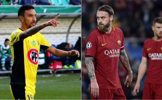 """[FOTO] El hilarante diálogo en Twitter entre la Roma y San Luis: """"No está mal su trabajo"""""""