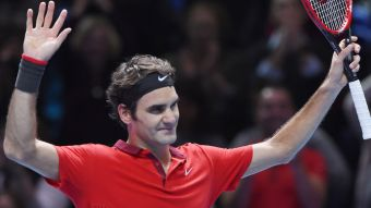 [VIDEO] Los cuatro match points que dejaron a Federer en la final de Londres