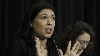 Bárbara Figueroa defiende a Gajardo y arremete contra profesores movilizados